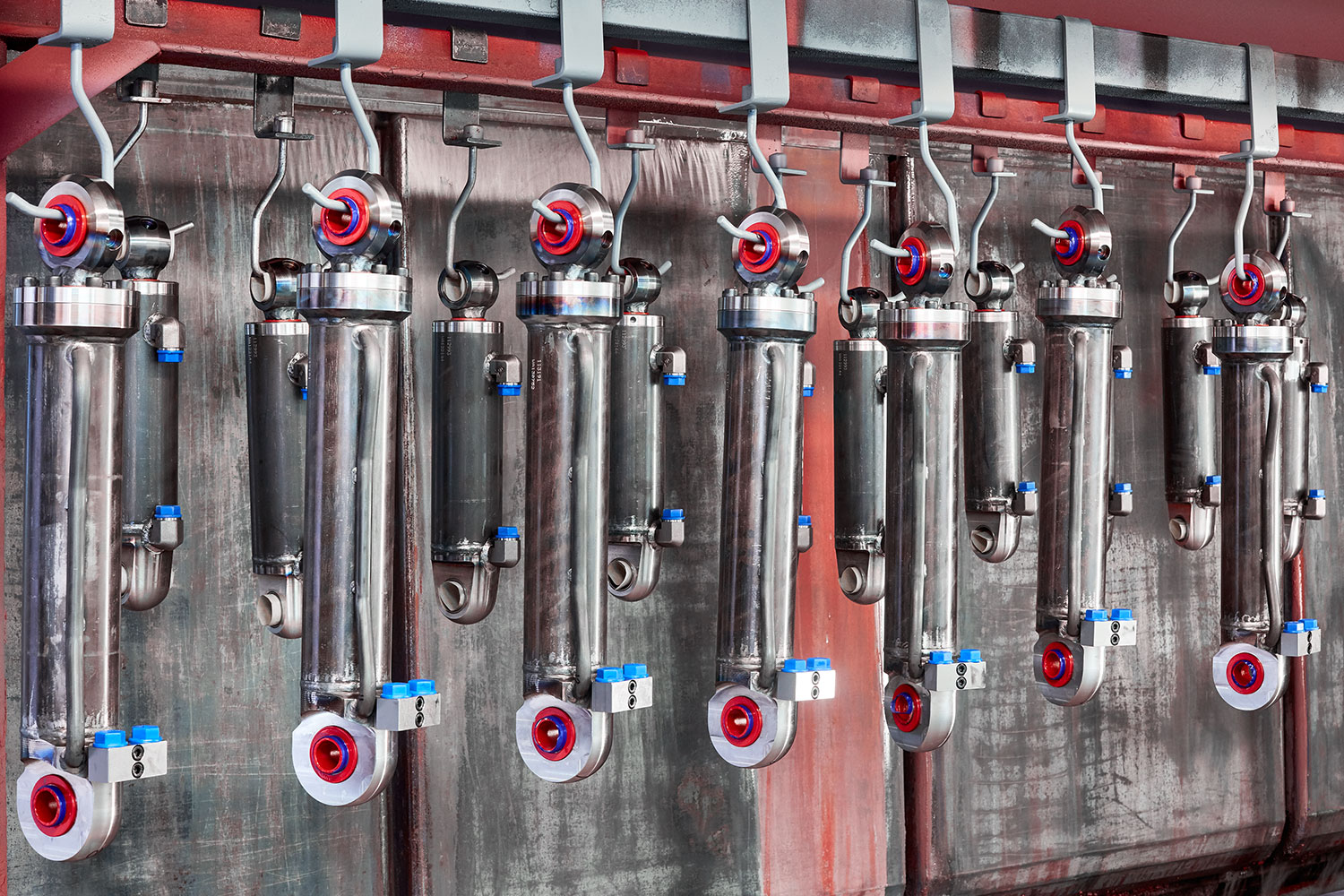 paint booth dampers