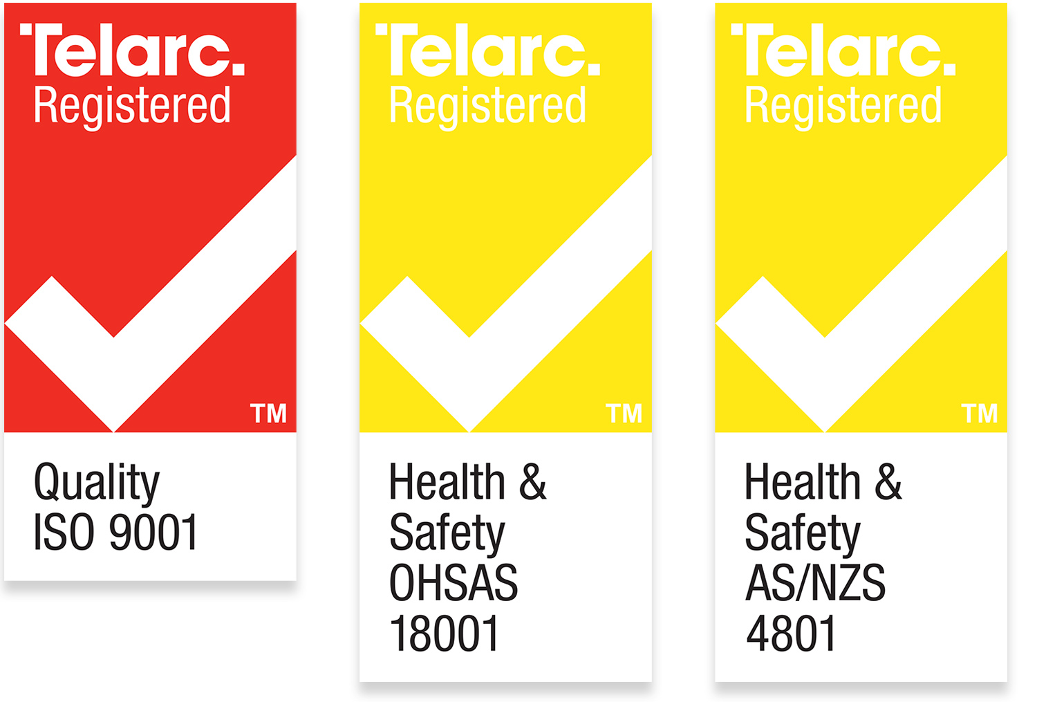 certification images