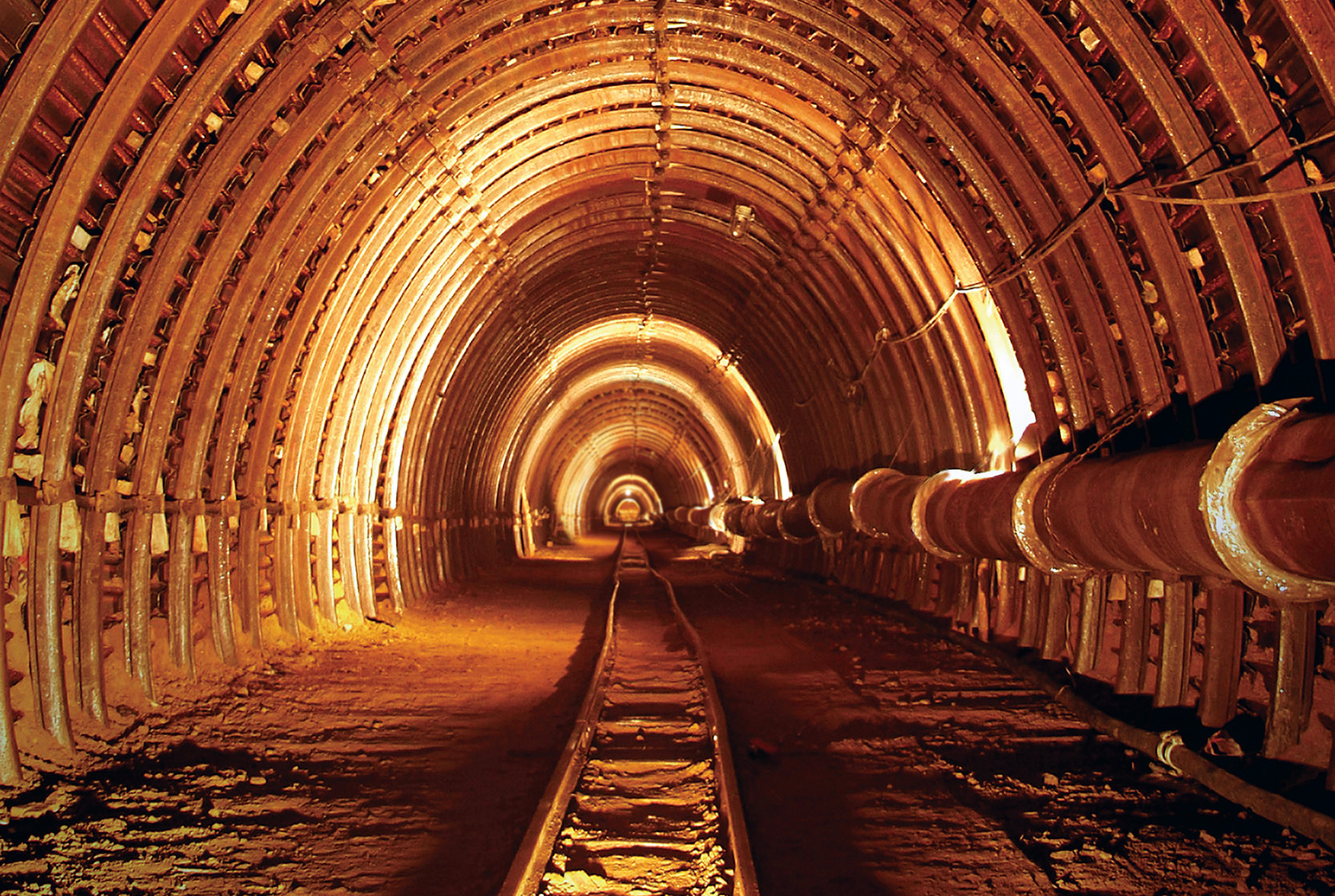 mining sector image