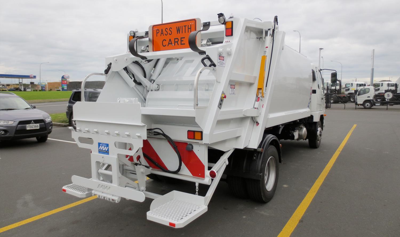 waste truck 1